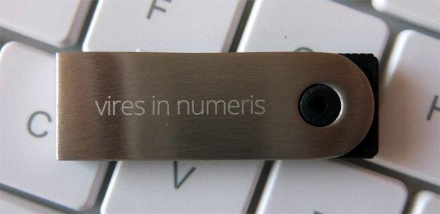 Ledger Nano S vires in numeris