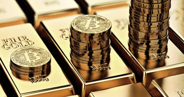 L'or et le bitcoin small
