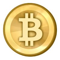 Ancien logo du bitcoin