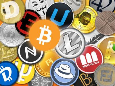 Cryptomonnaies alternatives altcoins 2014