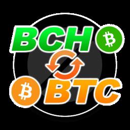 Échanger bitcoin btc et bitcoin cash bch
