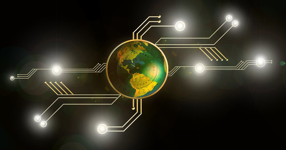Monde électronique idées Bitcoin