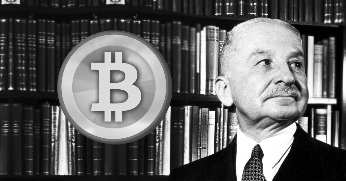 Ludwig von Mises Bitcoin